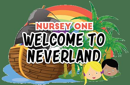 nursey one - welcome to neverland