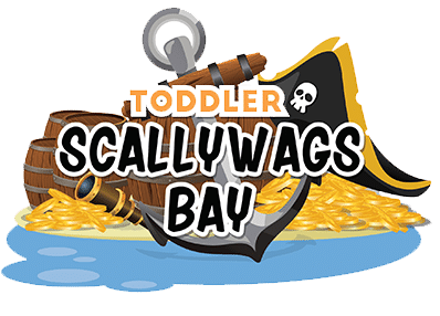 toddler scallywags bay