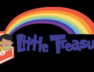 LITTLE TREASURES logo VECTOR2